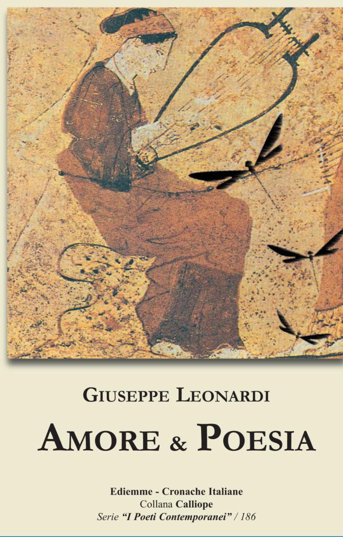 Amore e Poesia, la nuova raccolta di Giuseppe Leonardi