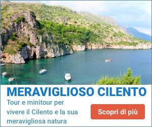 Tour e mini tour alla scoperta del Cilento, vacanze mare, cultura, natura incontaminata