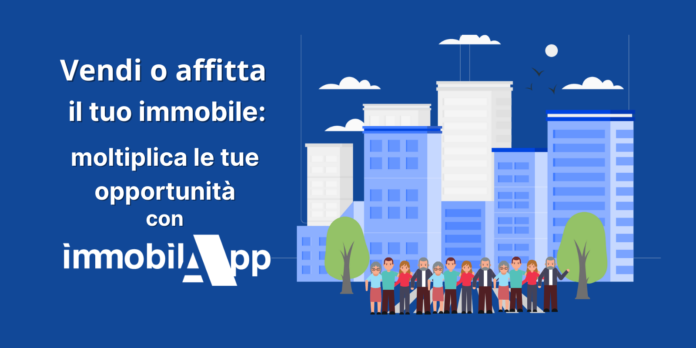 immobilapp vendi comra casa on line